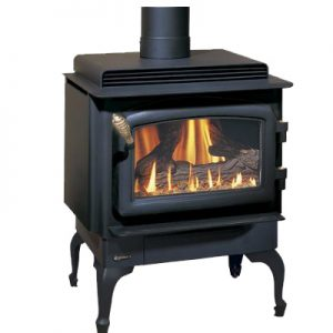 Regency F33 Gas Log Fire