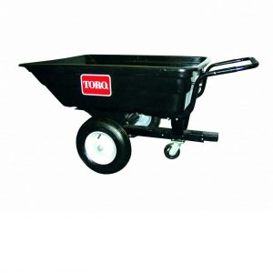 Toro Mower Tipper Trailer
