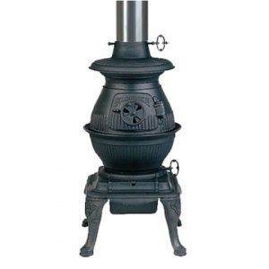 Masport Klondike Pot Belly Stove
